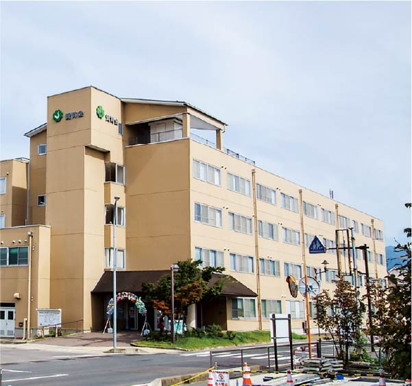 San-ikukai Clinic /<br> Toyono Nursing Care Clinic